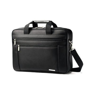 Samsonite Xenon 2 15.6-Inch Slim Briefcase Black