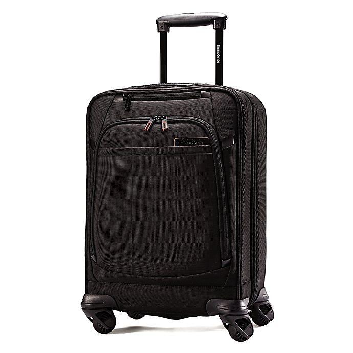 Samsonite® Mobile Office Pro 4 DLX 4-Wheel Carry On Spinner Suitcase ... b4c1fd87c3