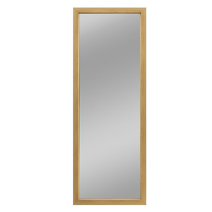 Alternate image 1 for Modern Rectangular Wall Mirror