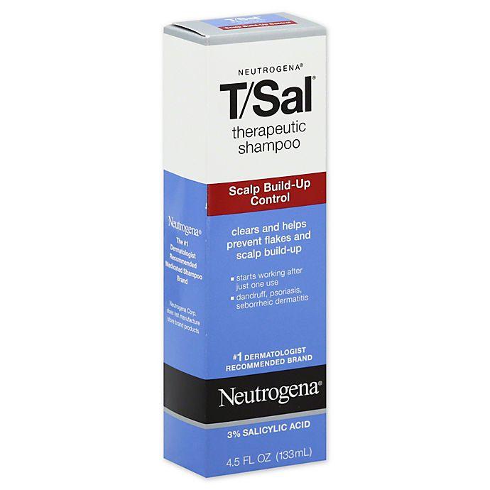 Alternate image 1 for Neutrogena® T/Sal® 4.5 oz. Shampoo Scalp Build-Up Control