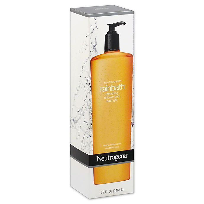 Alternate image 1 for Neutrogena® Rainbath® 32 oz. Refreshing Shower and Bath Gel in Original