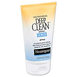 Neutrogena® Deep Clean® 4.2 oz. Gentle Scrub