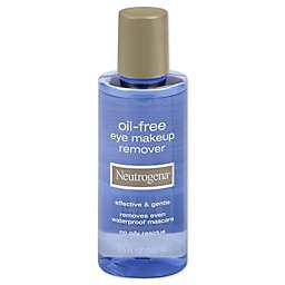 Neutrogena® 5.5 oz. Oil-Free Eye Makeup Remover