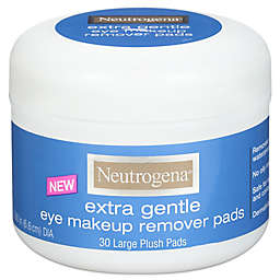 Neutrogena® 30-Count Extra Gentle Eye Makeup Remover Pads