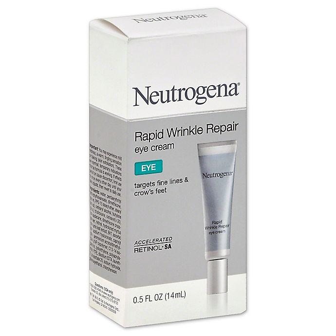 Alternate image 1 for Neutrogena® Rapid Wrinkle Repair® .5 oz. Eye Cream
