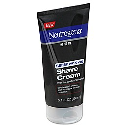 Neutrogena® Men 5.1 oz. Sensitive Skin Shave Cream