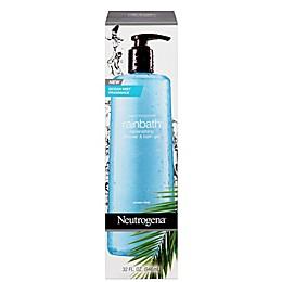 Neutrogena® Rainbath® 32 oz. Replenishing Shower and Bath Gel in Ocean Mist