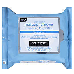 Neutrogena® 25-Count Makeup Remover Cleansing Towelettes Fragrance-Free