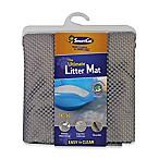 The SmartCat Ultimate Litter Mat in Tan