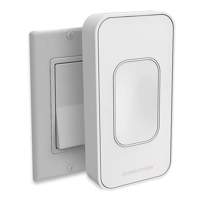 Rocker Light Switch >> Switchmate Home One Second Smart Home Rocker Light Switch Bed Bath