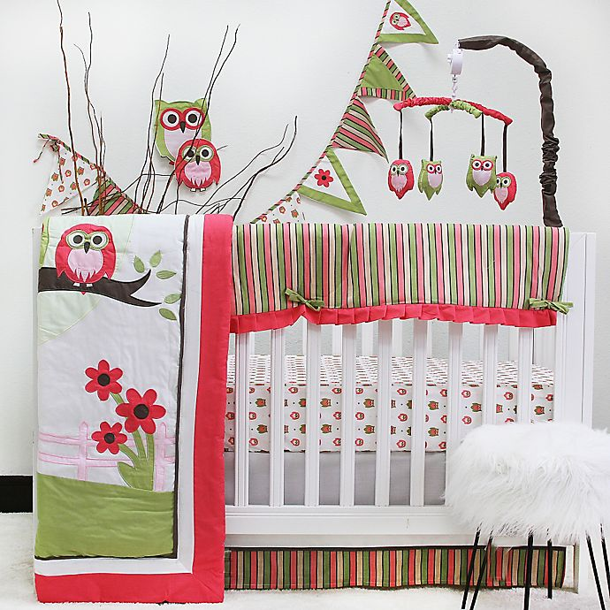 Pam Grace Creations Sweet Dream Owl Crib Bedding Collection Buybuy