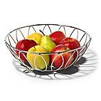Spectrum™ Leaf Fruit Bowl in Chrome