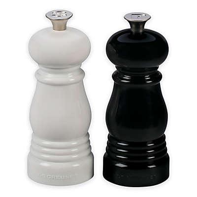 Le Creuset® 2-Piece Petite Salt and Pepper Set