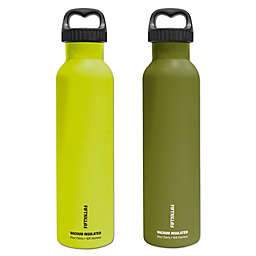 FIFTY/FIFTY Double-Wall Vacuum-Insulated Water Bottle