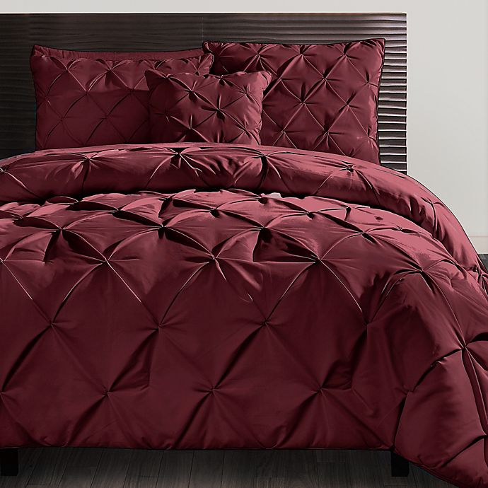 Alternate image 1 for VCNY Home Carmen 3-Piece Duvet Cover Set