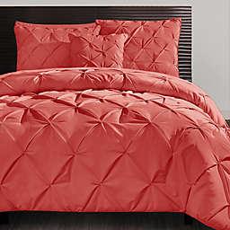 VCNY Carmen 4-Piece Comforter Set