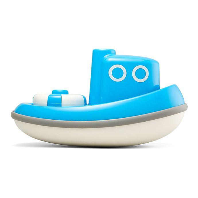 Alternate image 1 for Kid O Floating Tug Boat in Blue