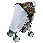 Dreambaby® Strollerbuddy™ Extenda-Shade™ Stroller Sun Canopy with Insect Netting
