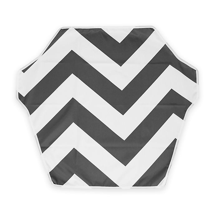 Alternate image 1 for Prince Lionheart® seatNEAT Chair Protector in Grey/White