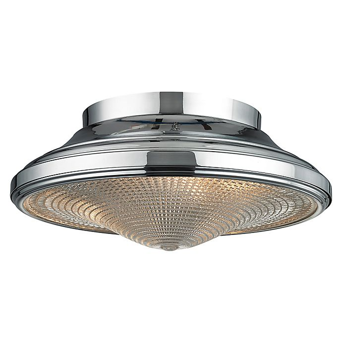 Elk Lighting Andalusia: Buy Elk Lighting Urbano 2-Light Flush Mount Ceiling