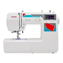 Janome MOD-100 Sewing Machine in White