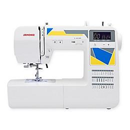 Janome MOD-30 Sewing Machine in White