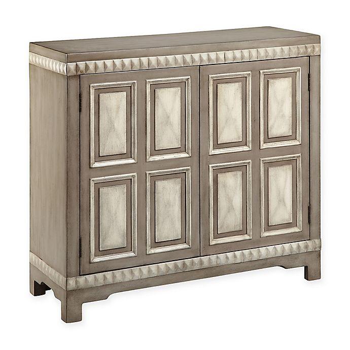 Alternate image 1 for Stein World Butler Accent Cabinet in Grey