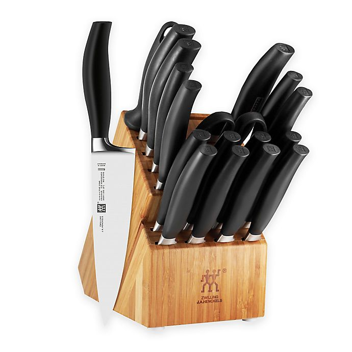 Zwilling 174 J A Henckels Five Star 19 Piece Knife Block