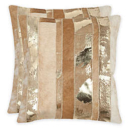 Safavieh Peyton Square Throw Pillows (Set of 2)