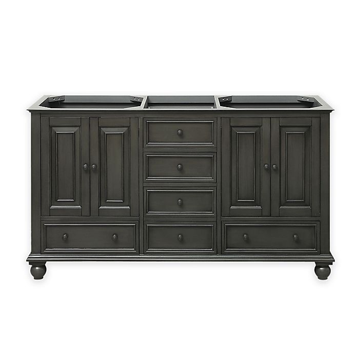 Alternate image 1 for Avanity Thompson 60-Inch Double Vanity Base in Charcoal