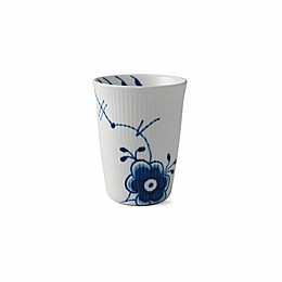 Royal Copenhagen Fluted Mega 13 oz. Thermal Mug in Blue