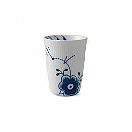 Royal Copenhagen Fluted Mega 13 oz. Thermal Mug in Blue