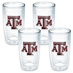 Tervis® Texas A & M University Aggies 16-Ounce Tumblers (Set of 4)