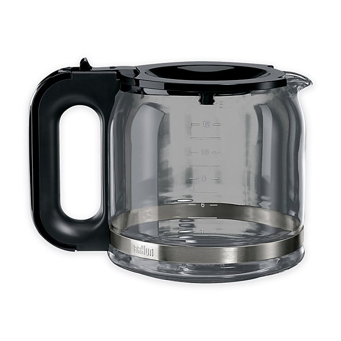 Alternate image 1 for Braun 12-Cup Glass Coffee Carafe