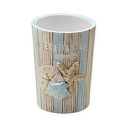 Zenna Home® Seaside Serenity Tumbler in Blue and Natural