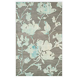 Safavieh Dip Dye Roses Hand-Tufted Wool Area Rug