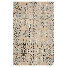 Safavieh Dip Dye Floral Medallion Hand-Tufted Wool Area Rug
