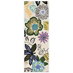 Safavieh Four Seasons Wonderland 2-Foot x 6-Foot Area Rug in Ivory