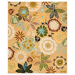 Safavieh Four Seasons Wonderland 8-Foot x 10-Foot Area Rug in Taupe