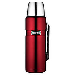 42bbfba271 Thermos® Stainless Steel King™ 40 oz. Vacuum Insulated Travel Tumbler