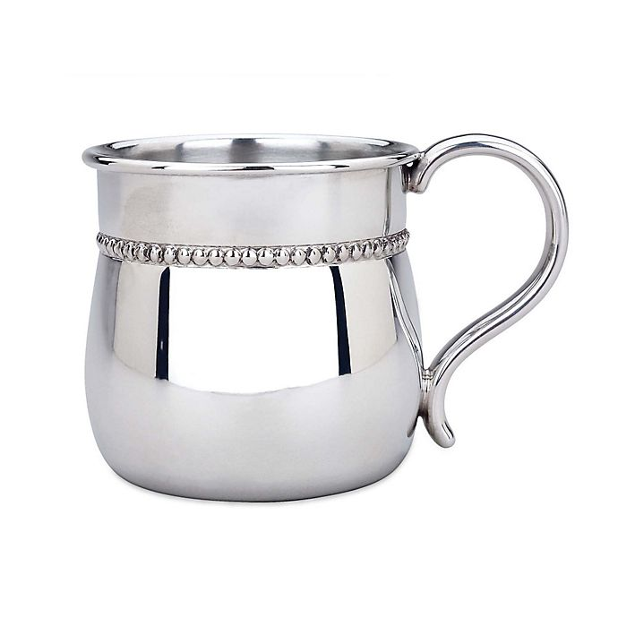 Buy Reed Amp Barton Baby Beads Bulged Baby Cup From Bed Bath