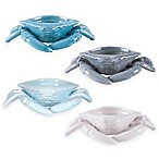 Fitz and Floyd® Cape Coral Crab Butter Dishes (Set of 4)
