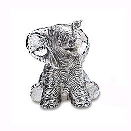 Reed & Barton Baby Elephant Music Box