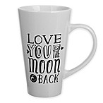 Formations  Love You To The Moon and Back  Latte Mug