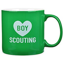 "Formations ""Boy Scouting"" Can Mug"
