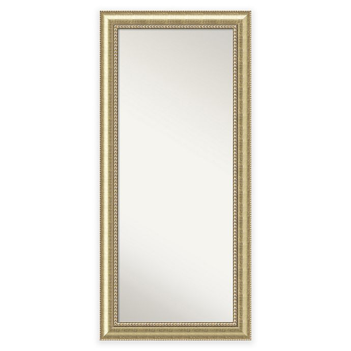 Alternate image 1 for 30.88-Inch x 66.88-inch Astoria Floor Mirror in Champagne
