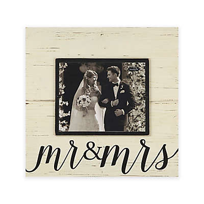 Mr And Mrs Picture Frames Bed Bath Beyond