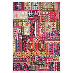 Safavieh Monaco Jade Area Rug in Pink Multi
