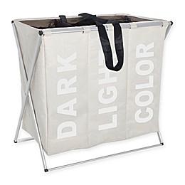 Wenko Trio Laundry Bin