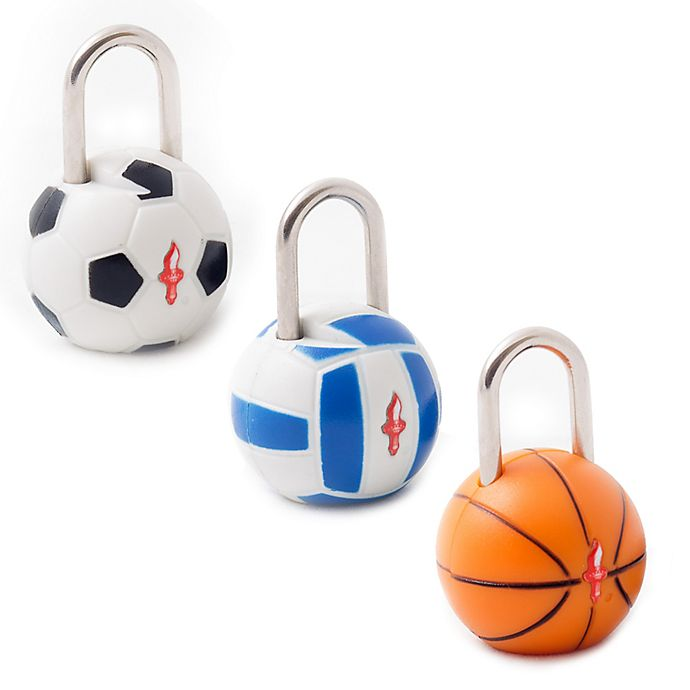 Alternate image 1 for Safe Skies® TSA Luggage Locks (Set of2)